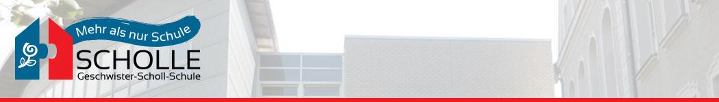 Logo for Geschwister-Scholl-Schule Solingen